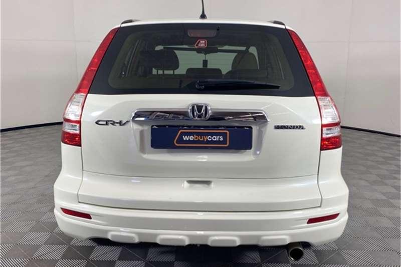 2010 Honda CR-V CR-V 2.4 Executive auto