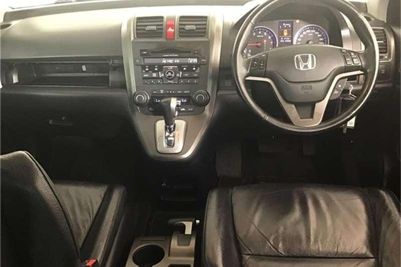 Honda CR-V 2.4 Executive auto 2011