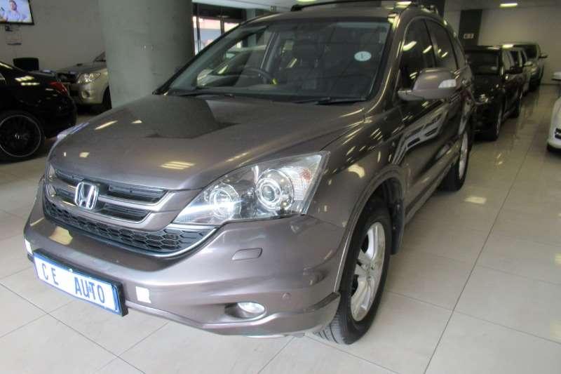 Honda CR-V 2.4 Executive auto 2012