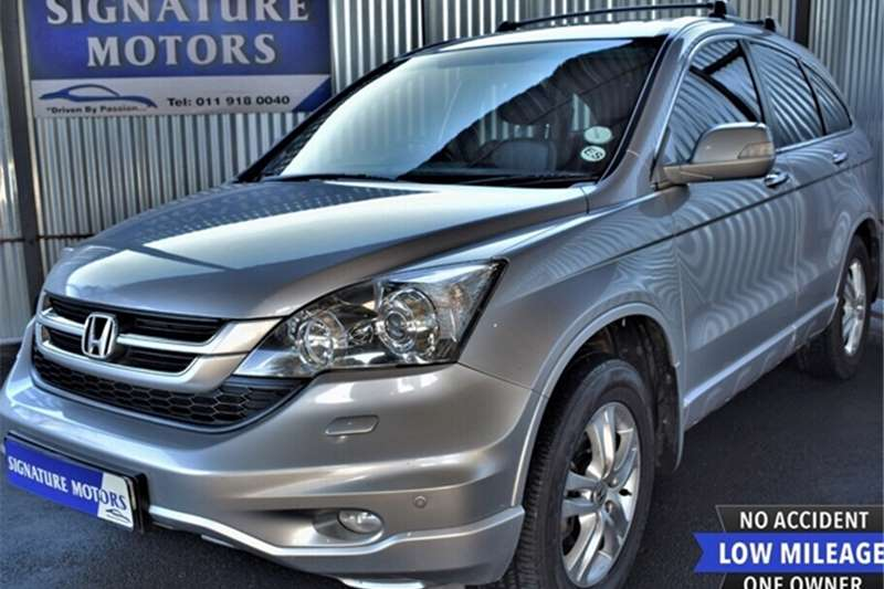 Used 2012 Honda CR-V 2.4 Executive auto