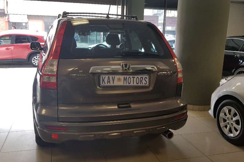 Honda CR-V 2.4 Executive auto 2013