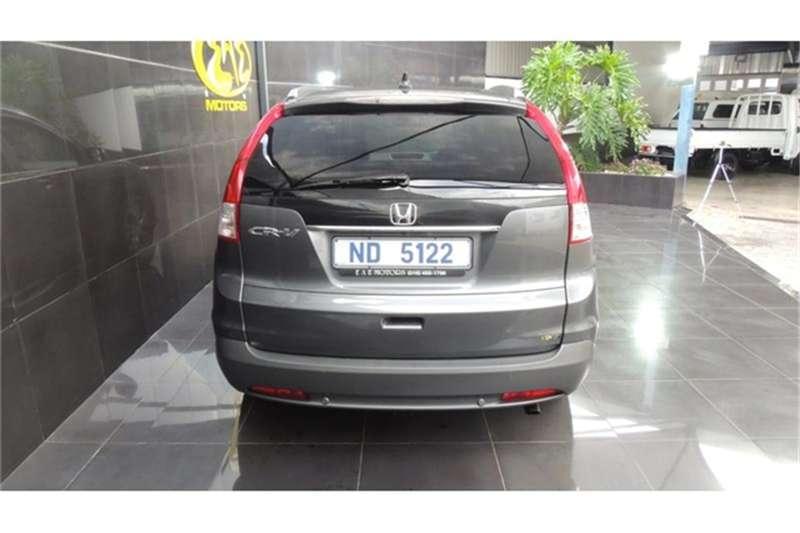 Honda CR-V 2.4 Executive AWD 2013
