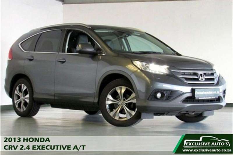 Honda CR-V 2.4 Executive AWD 2013
