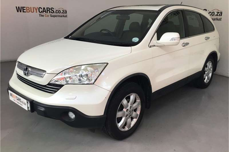 Honda CR-V 2.4 RVSi automatic 2007