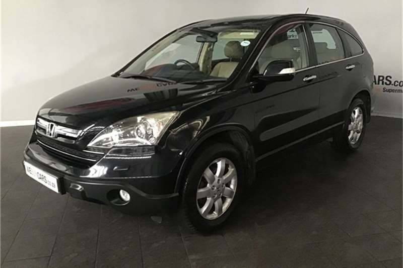 Honda CR-V 2.4 RVSi automatic 2009