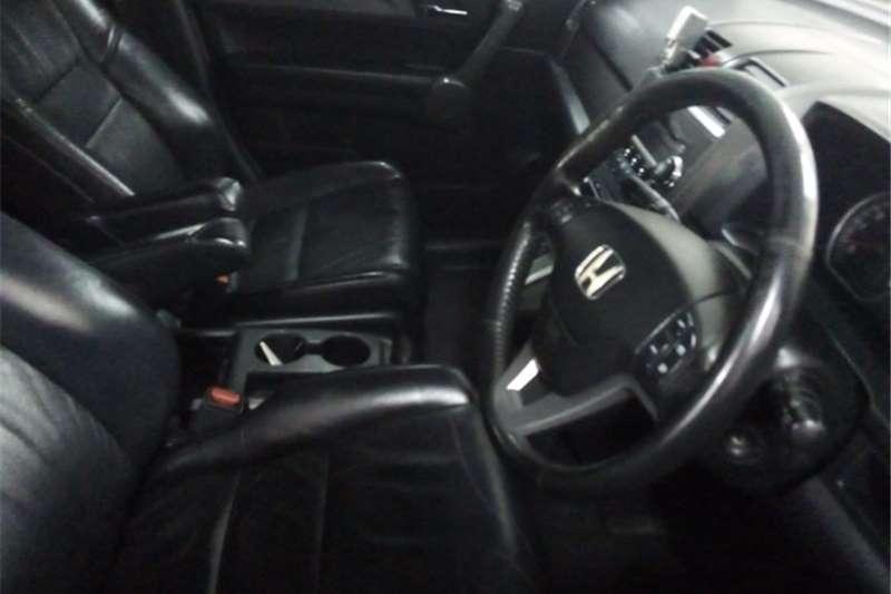 Used 2009 Honda CR-V 2.4 RVSi automatic