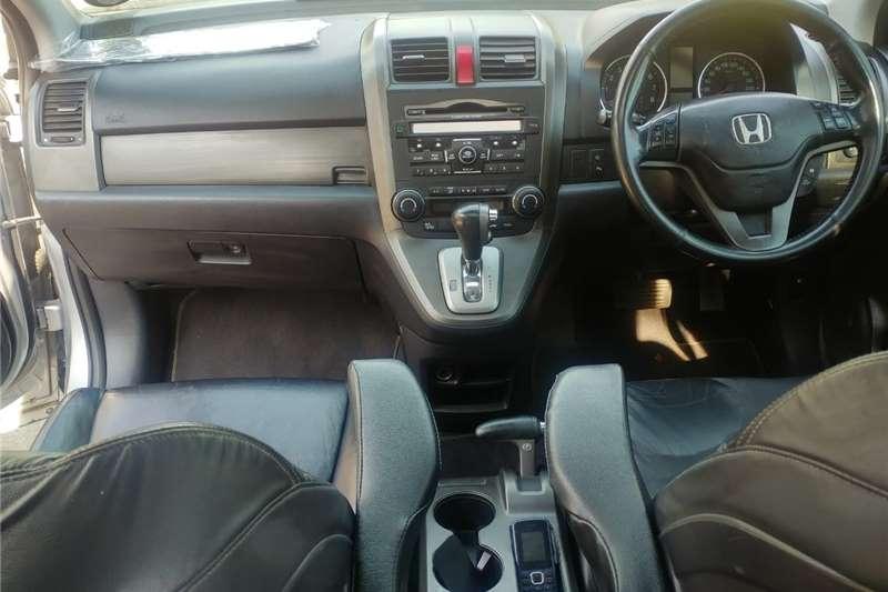 Honda CR-V 2.4 RVSi automatic 2010