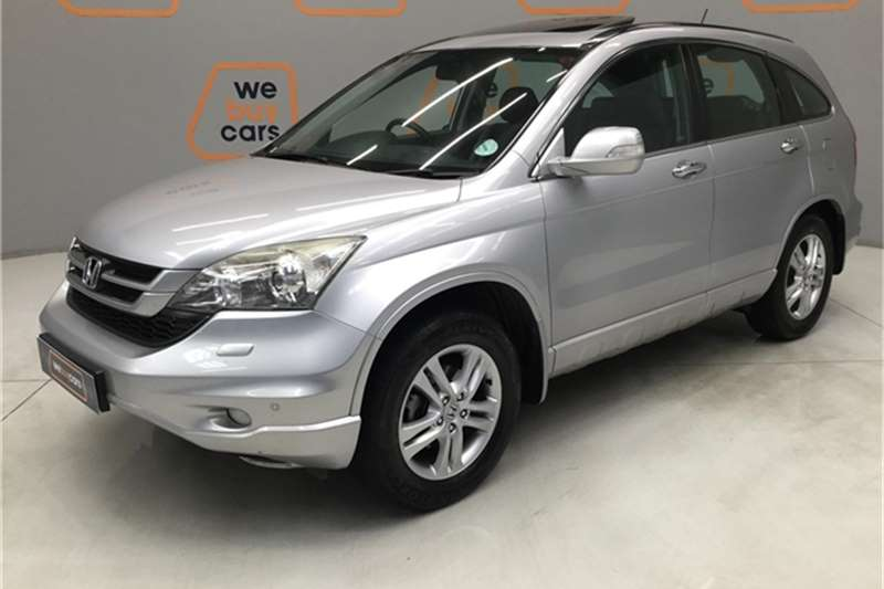 Honda CR-V 2.4 RVSi automatic 2010