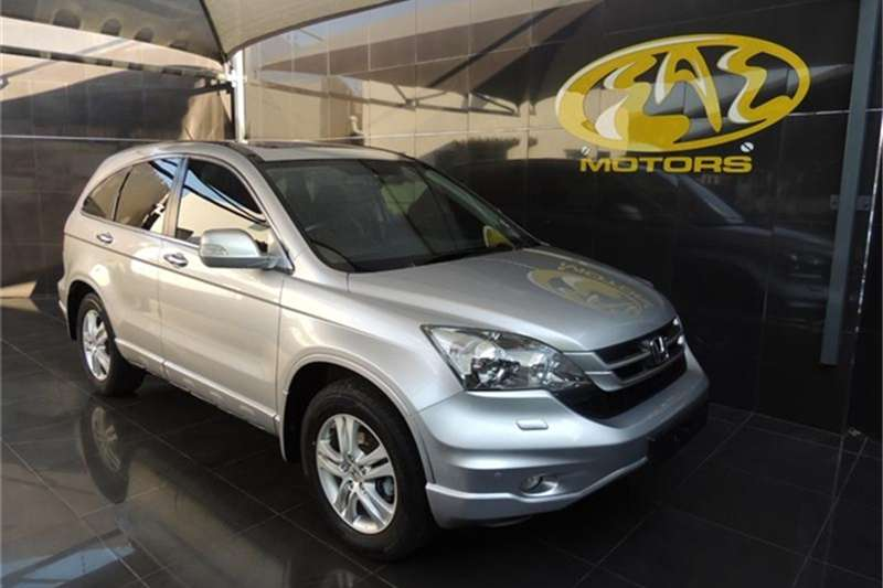 Honda CR-V 2.4 RVSi automatic 2012