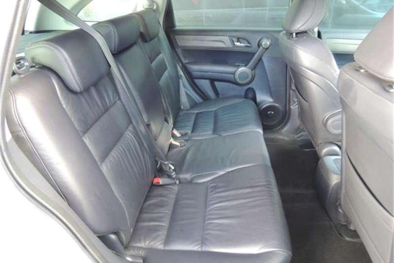 Honda CR-V 2.4 RVSi automatic 2012