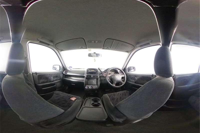 Used 2005 Honda CR-V