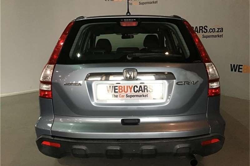 Honda CR-V CRV 2.0 RVSi A/T 2007