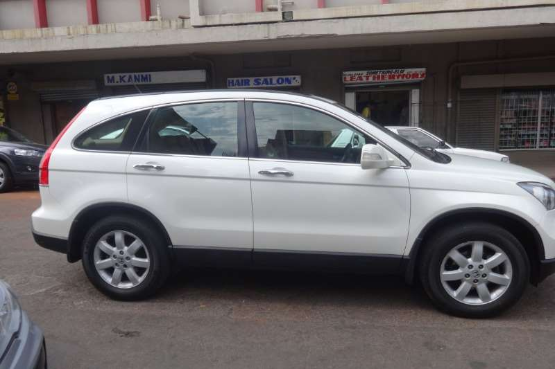 Honda CR-V EXCLUSIVE 2010