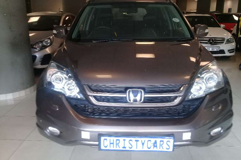 Honda CR-V f2.4 Executive auto 2012