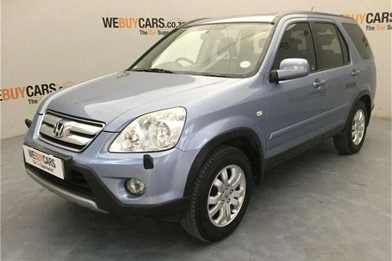 2006 Honda CR-V 2.0 RVSi automatic