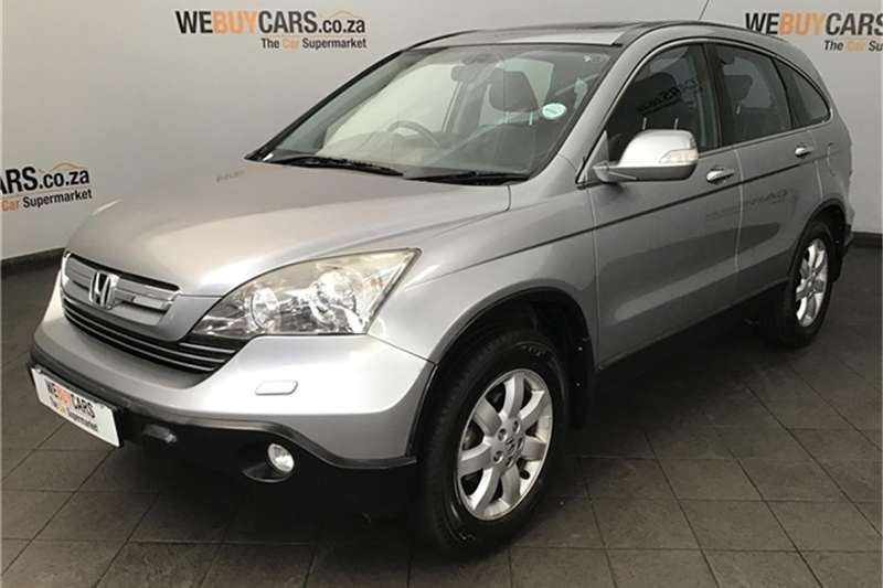 2008 Honda CR-V 2.4 RVSi automatic