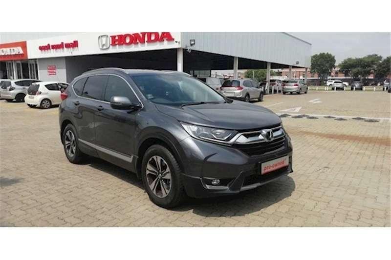 2019 Honda CR-V 2.0 Elegance