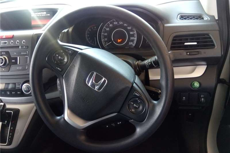 Used 0 Honda CR-V