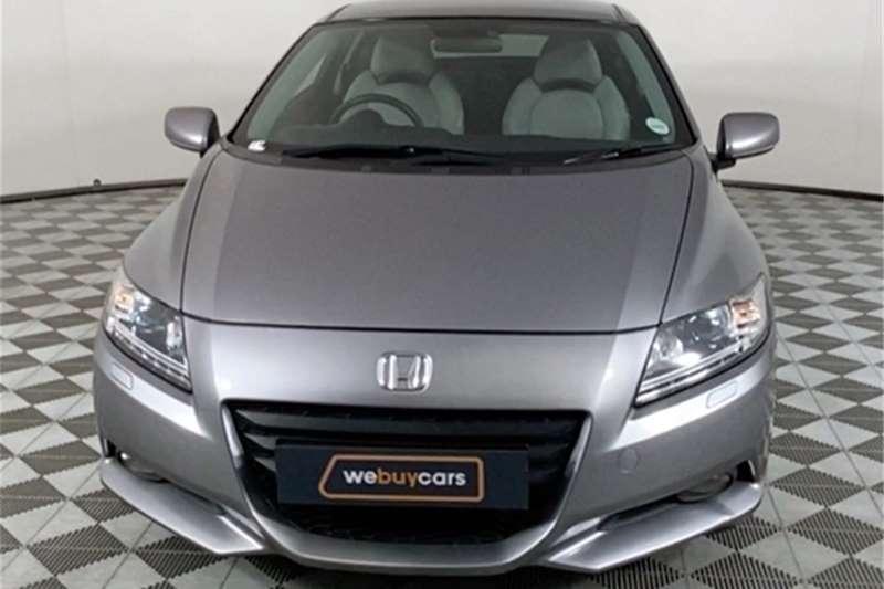 2011 Honda CRZ CR-Z hybrid