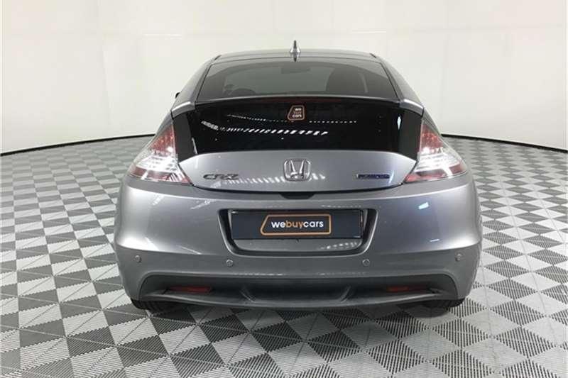 Honda CRZ CR Z hybrid 2012