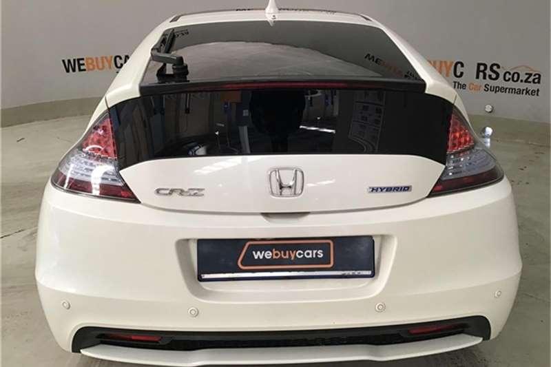 Honda CRZ CR Z hybrid auto 2016