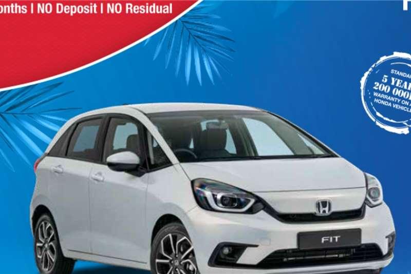 Used 2021 Honda Fit FIT 1.5 ELEGANCE CVT