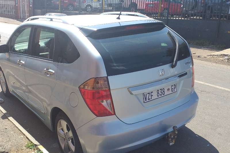 2008 Honda FR-V 1.8