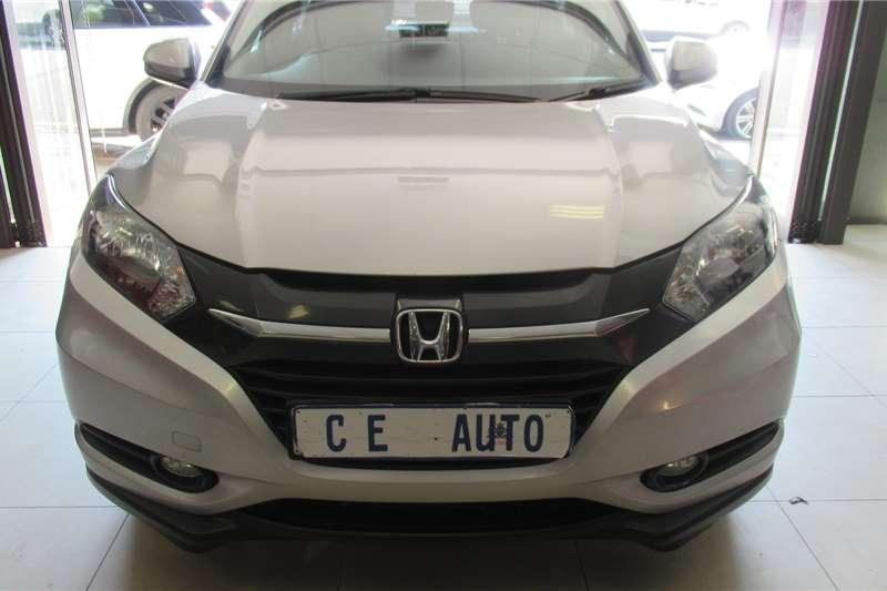 Honda HR-V 1.5 Comfort 2016