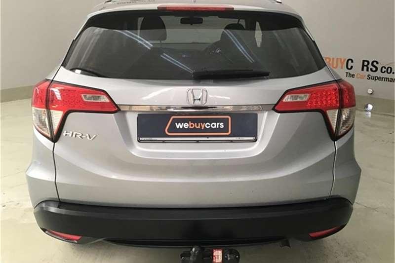 Honda HR-V 1.5 Comfort 2019