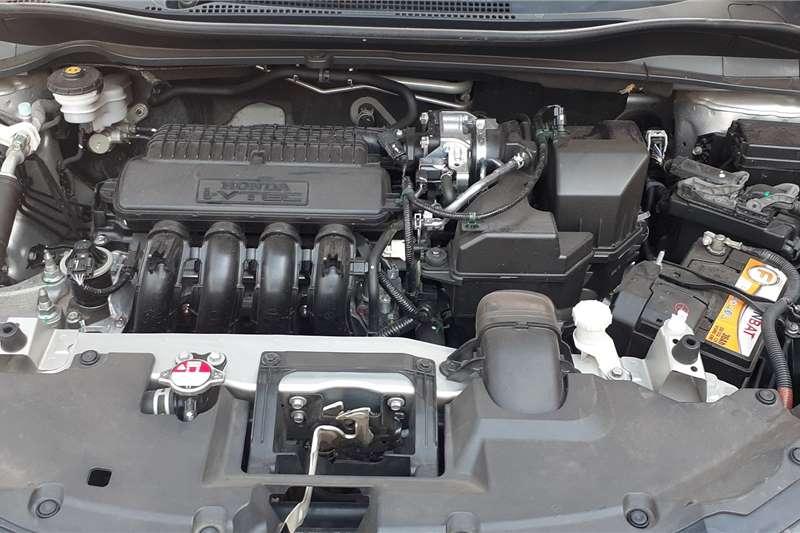 Honda HR-V 1.5 COMFORT CVT 2017