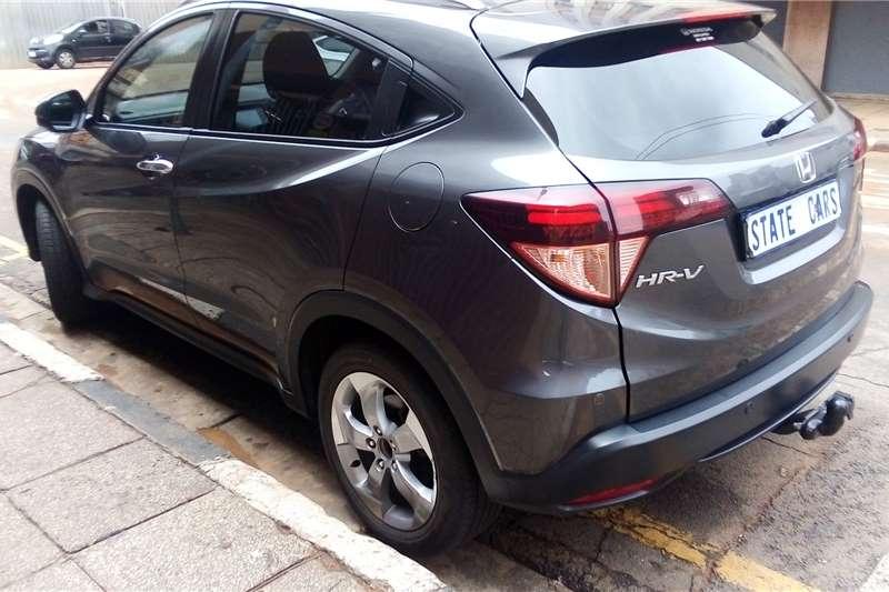 2016 Honda HR-V HR-V 1.8 Elegance
