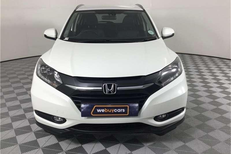 Honda HR-V 1.8 Elegance 2018
