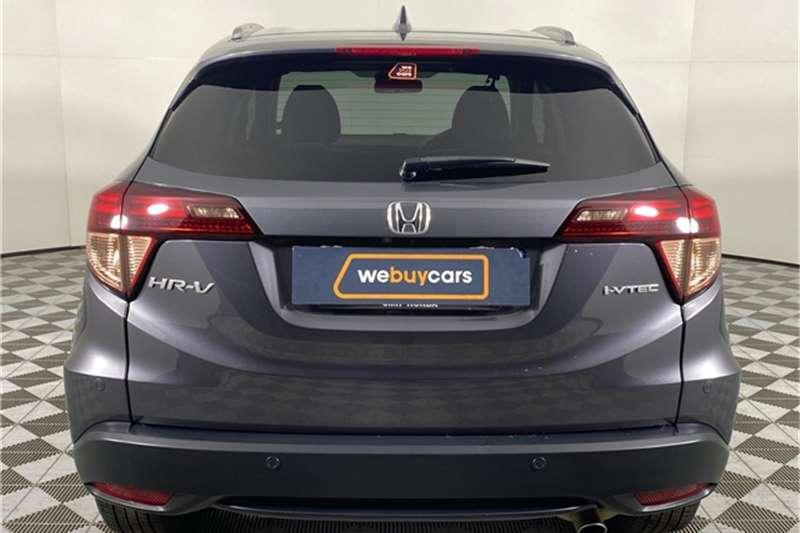 2018 Honda HR-V HR-V 1.8 Elegance