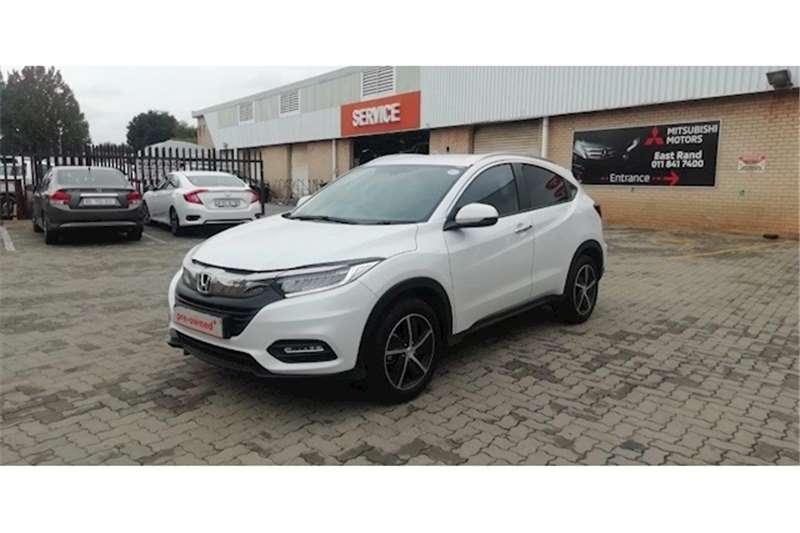 Honda HR-V 1.8 Elegance 2021
