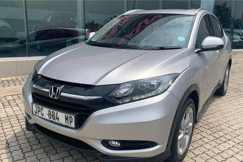 Honda HR-V 1.8 ELEGANCE CVT 2015