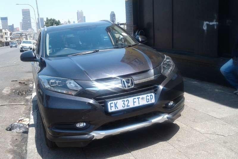 Honda HR-V 1.8 ELEGANCE CVT 2016