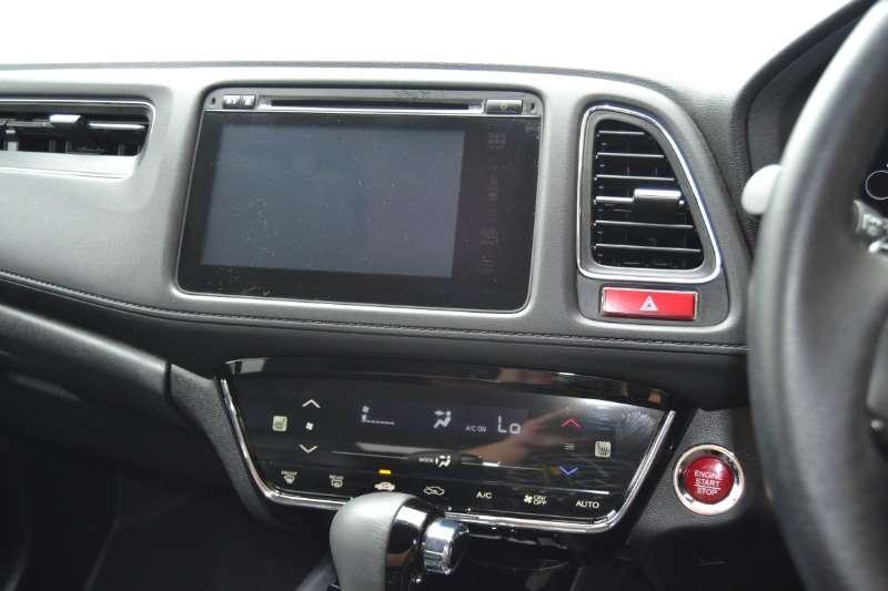 Honda HR-V 1.8 ELEGANCE CVT 2017
