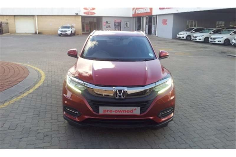 2019 Honda HR-V 1.8 Elegance