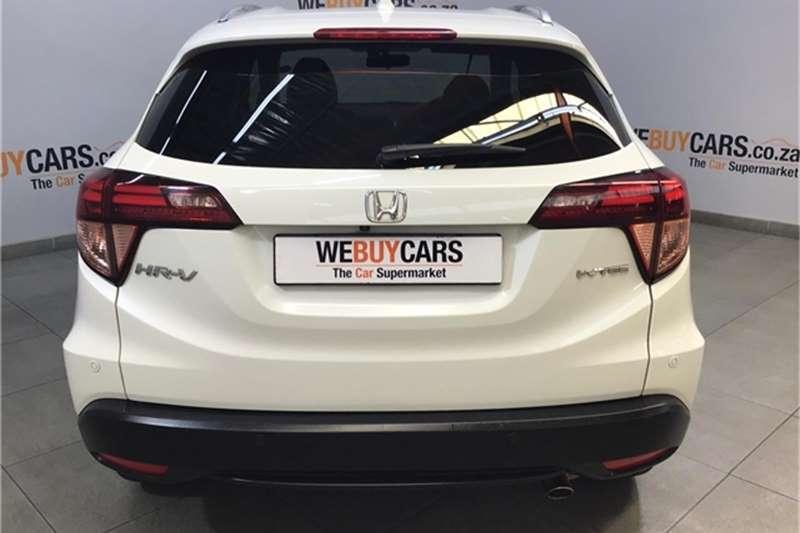 2015 Honda HR-V 1.8 Elegance