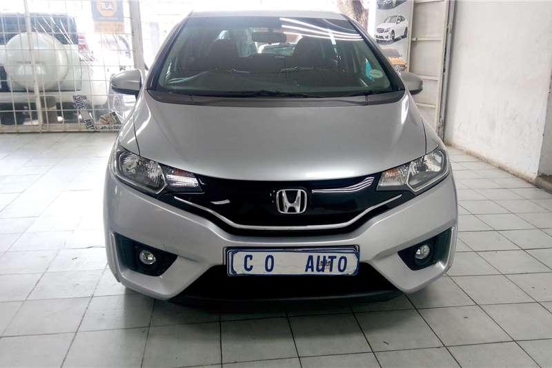 Honda Jazz 1 11 Tec 1.5.L 2015