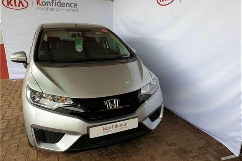 Honda Jazz 1.2 Comfort 2015