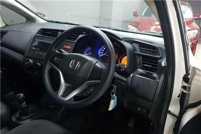 Honda Jazz 1.2 Comfort 2016
