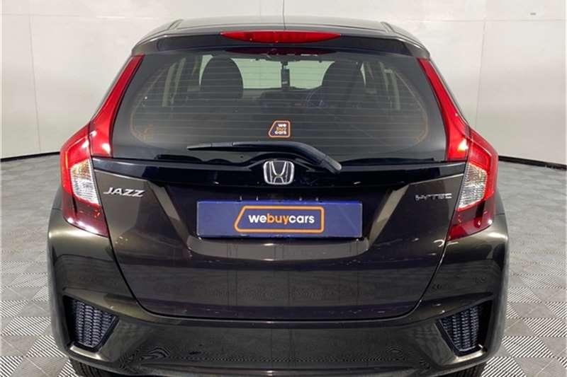 Used 2016 Honda Jazz 1.2 Comfort