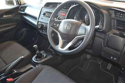Honda Jazz 1.2 Comfort 2018