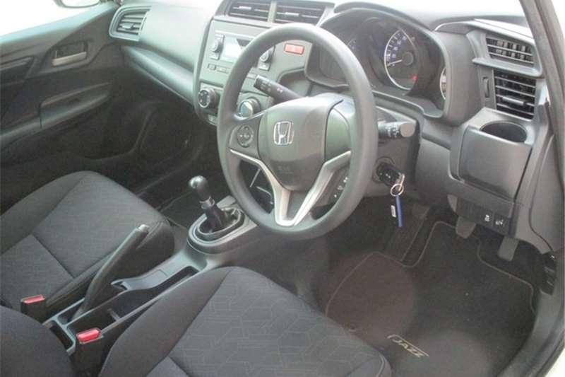 Honda Jazz 1.2 Comfort 2020