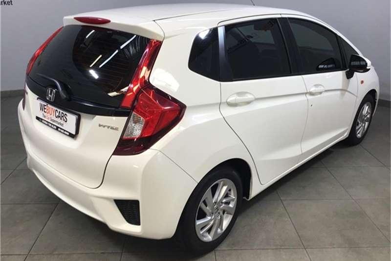 Honda Jazz 1.2 Comfort auto 2015