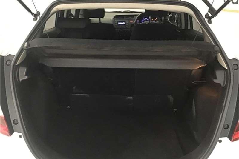 Honda Jazz 1.2 Comfort auto 2017