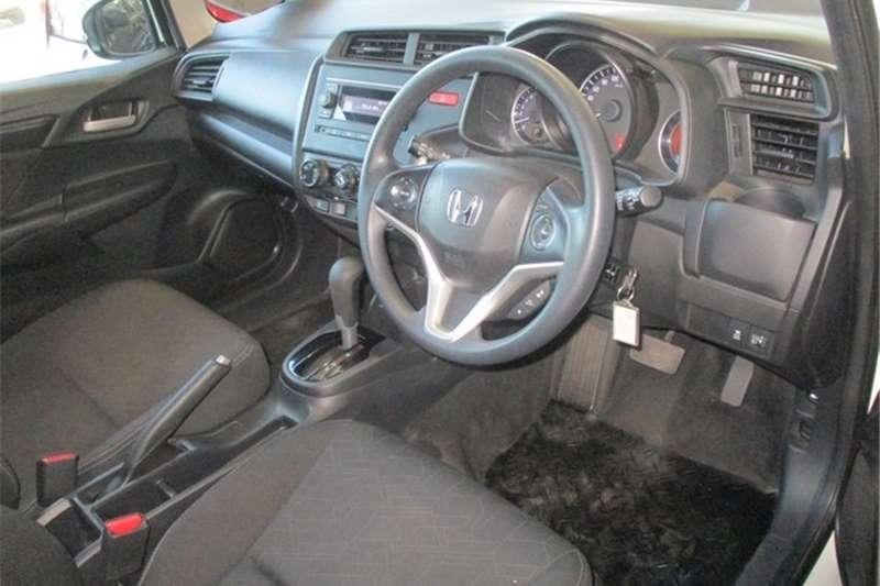 2017 Honda Jazz Jazz 1.2 Comfort auto