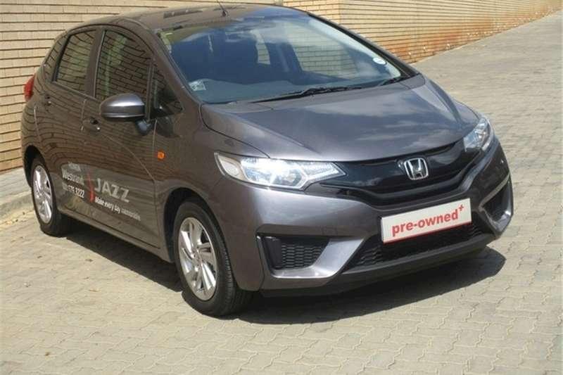 Honda Jazz 1.2 Comfort auto 2019