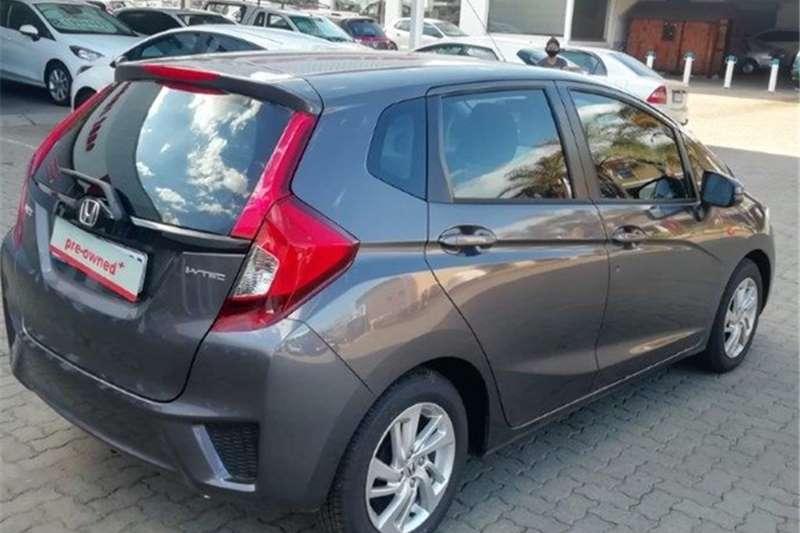 Used 2020 Honda Jazz 1.2 Comfort auto